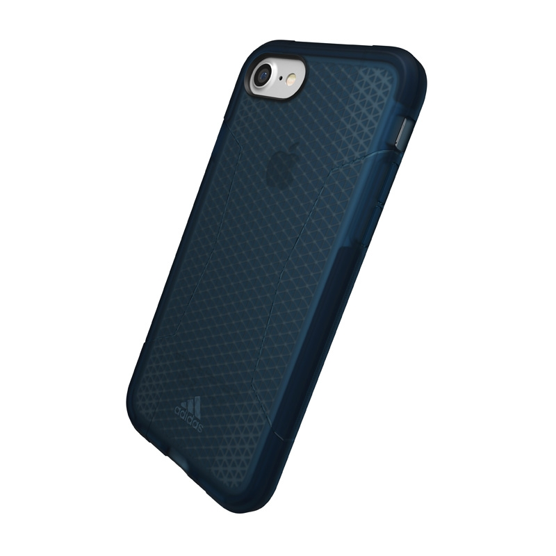 Adidas SP Agravic Apple iPhone 6-6s-7 Back Cover Blauw