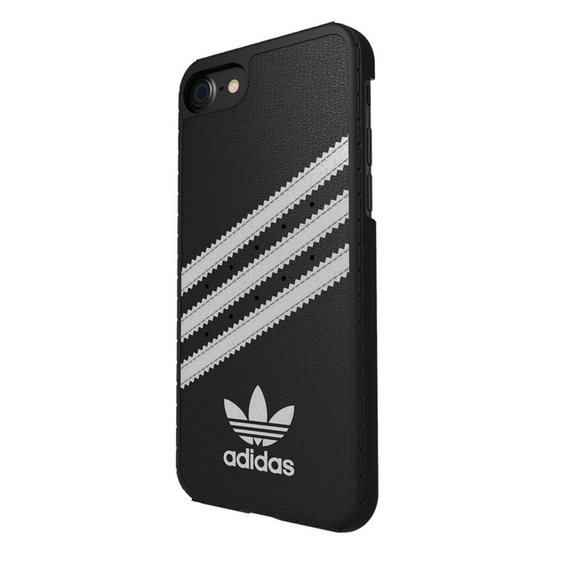 Adidas Originals Moulded case Apple iPhone 7 Zwart-Wit