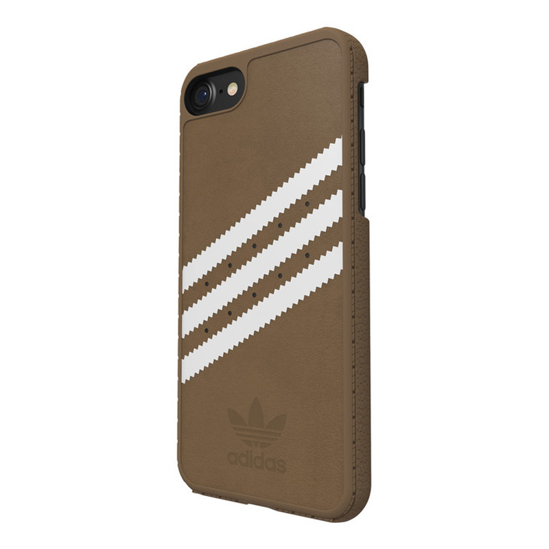 Adidas Originals Moulded case Apple iPhone 7 Bruin-Wit