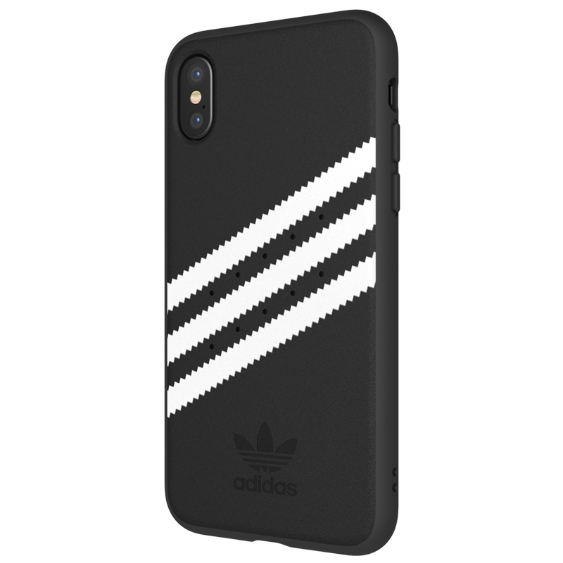 Zwarte Basics Moulded Case voor de iPhone X