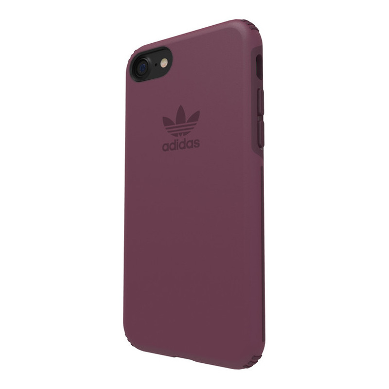 Adidas Originals TPU Hard Cover Apple iPhone 7 Donkerrood