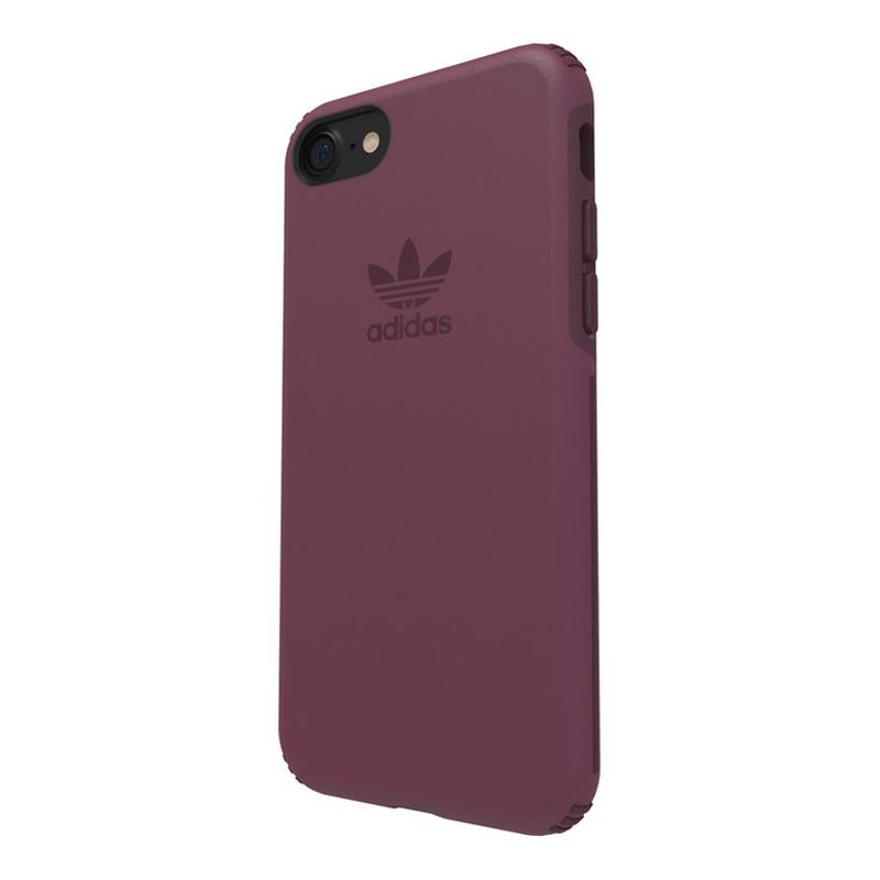 Adidas Originals TPU Hard Cover Apple iPhone 7 Donkerrood