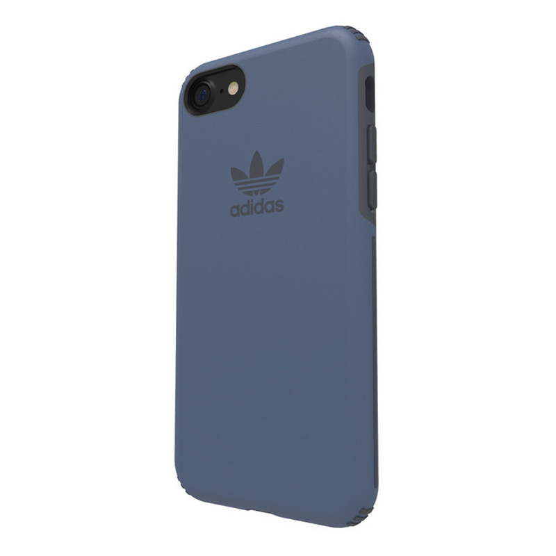 Adidas Originals TPU Hard Cover Apple iPhone 7 Blauw