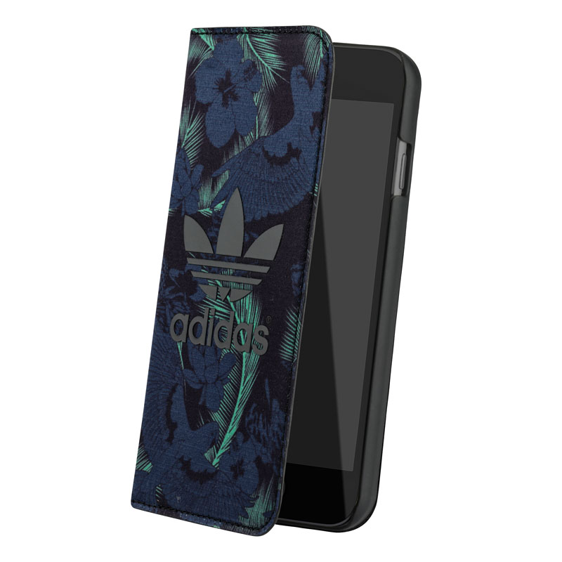 Booklet Case Bird iPhone 6 Groen
