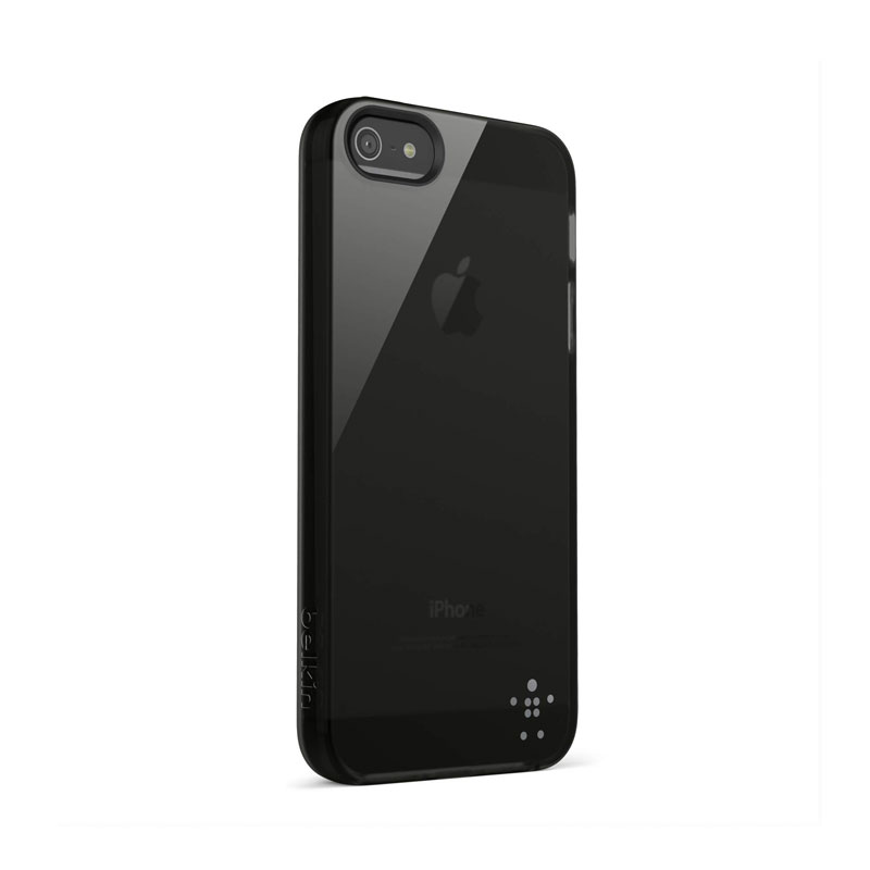 Grip Sheer TPU schwarz iPhone 5