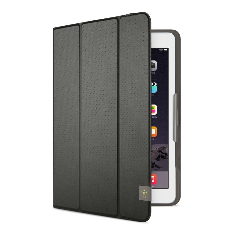 Belkin Tri Fold Cover Case iPad Air-Air2 Zwart
