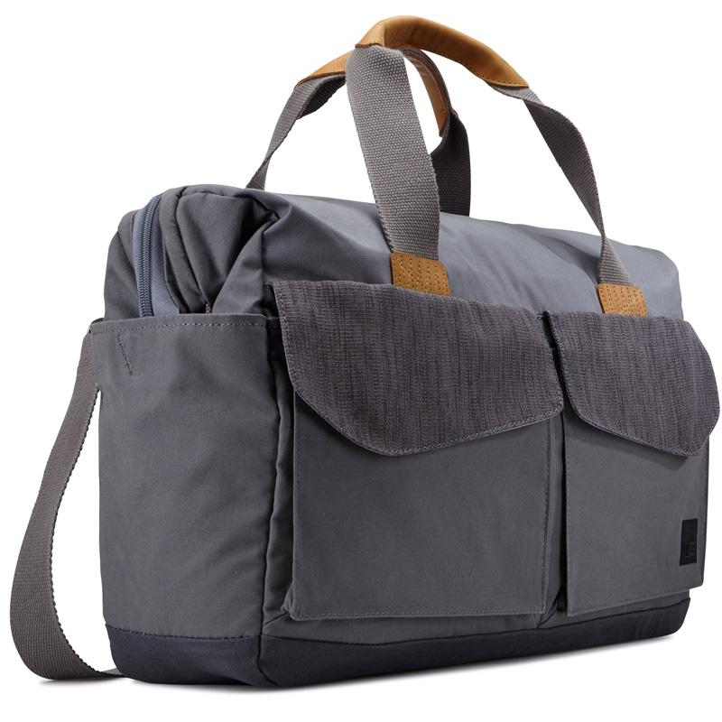Case Logic Case Logic, LoDo 15.6 inch Bag (Graphite) (LODB115GR)