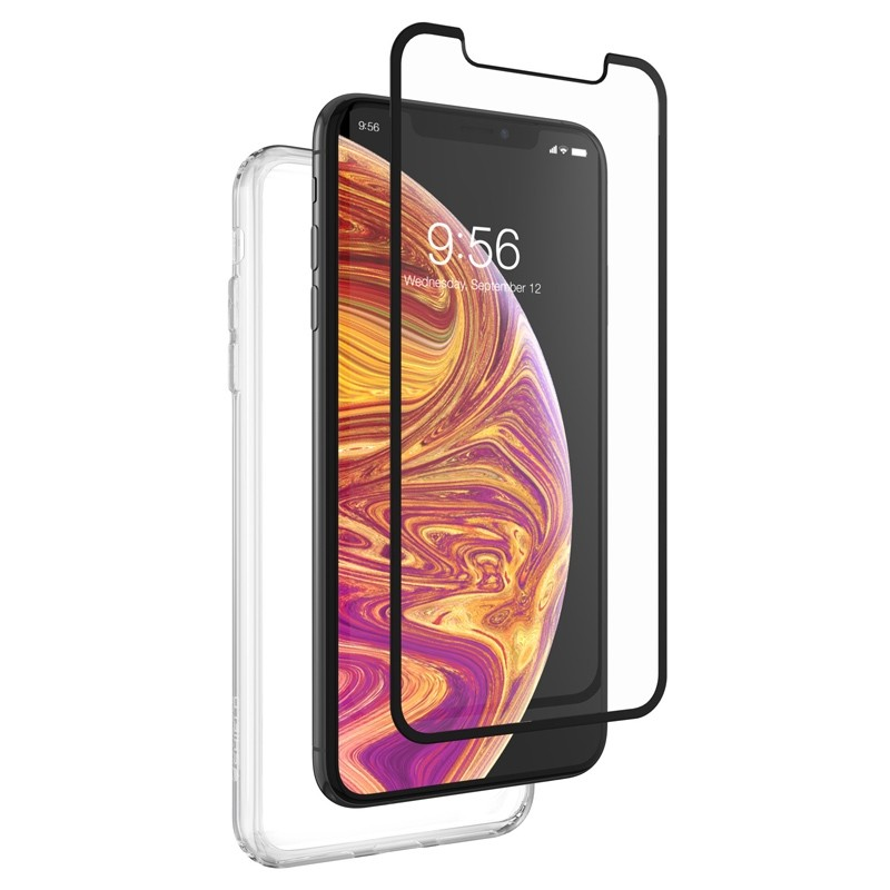 Invisible Shield Glass+ 360 Graden iPhone XS Max Protector 01