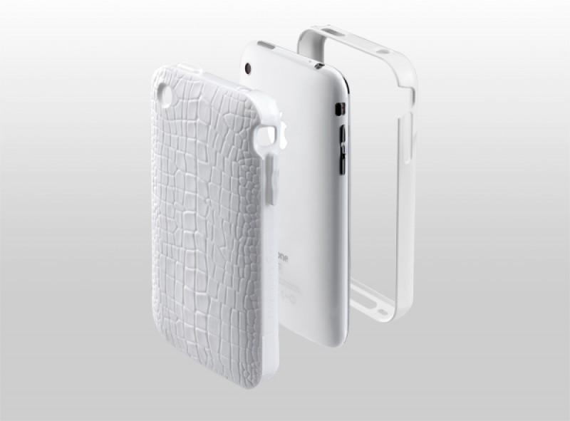 SwitchEasy Reptile iPhone Case White - 5