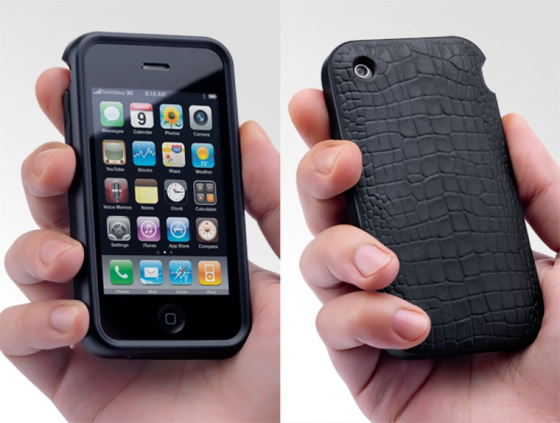 SwitchEasy Reptile iPhone Case White - 6