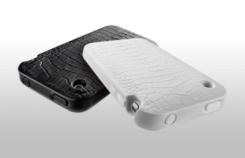 SwitchEasy Reptile iPhone Case White - 4