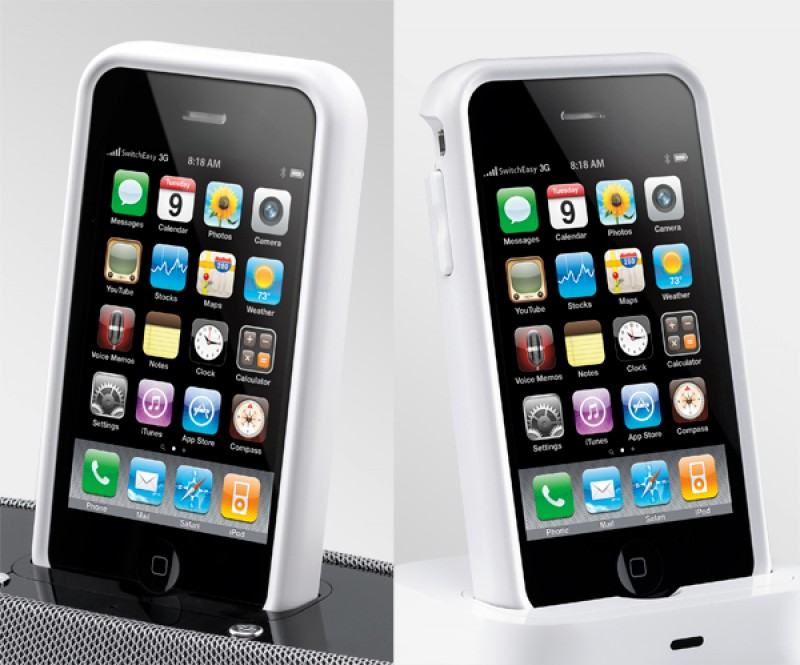SwitchEasy Reptile iPhone Case White - 10