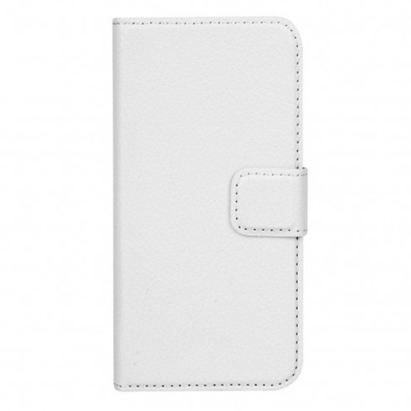 Xqisit - Slim Wallet Case iPhone SE / 5S / 5 White 02