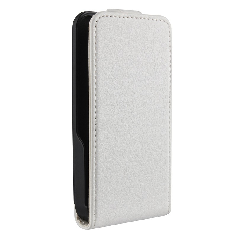 Xqisit - FlipCover iPhone 4/4S White 04