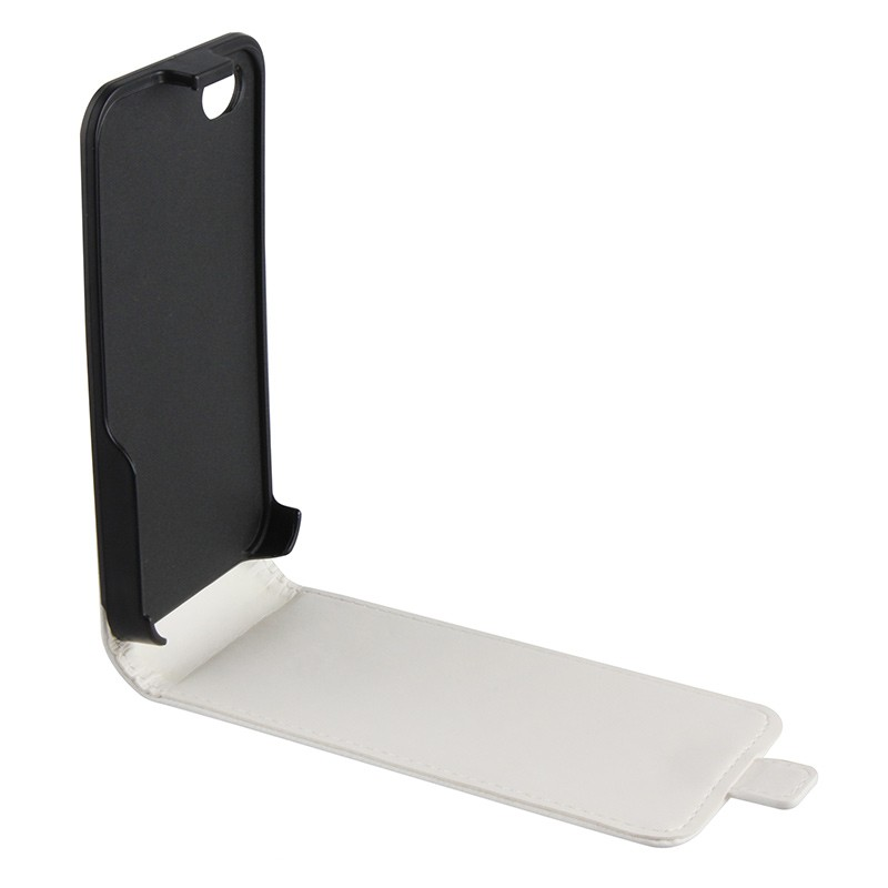 Xqisit - FlipCover iPhone 4/4S White 06