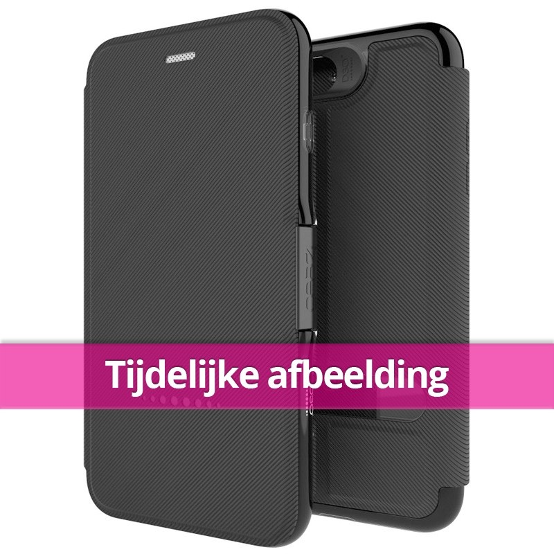 Gear4 Oxford iPhone X/Xs Hoesje Black