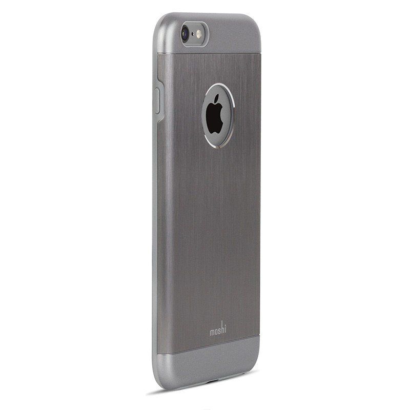 Moshi - iGlaze Armour iPhone 6 Plus / 6S Plus Grey 06