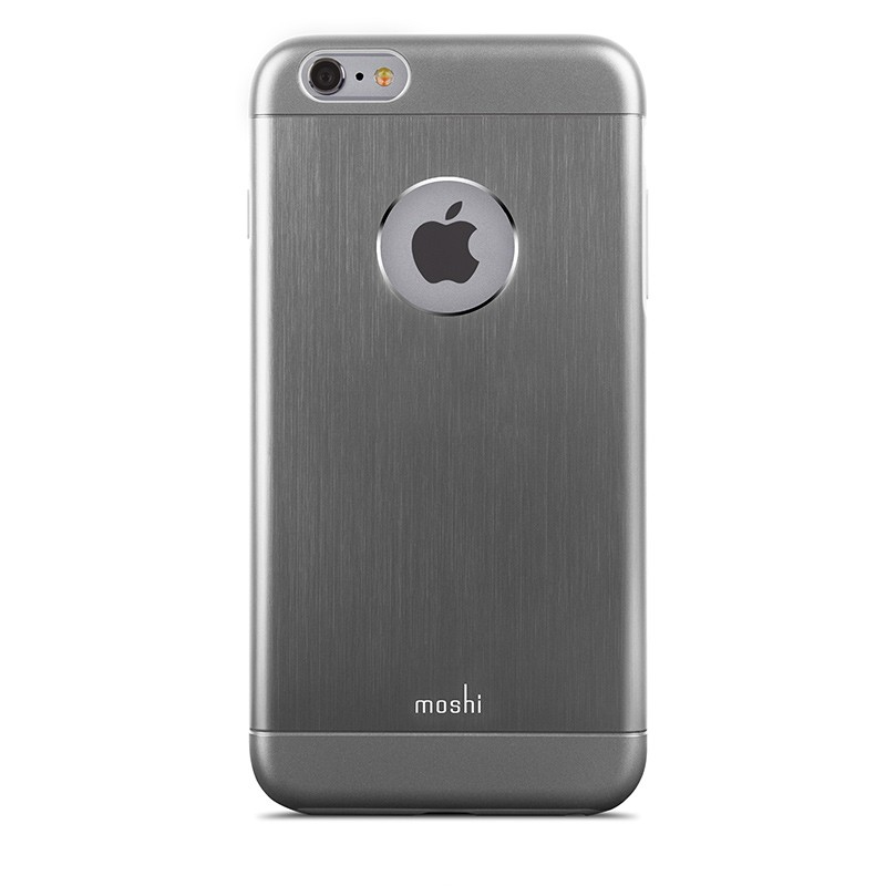 Moshi - iGlaze Armour iPhone 6 Plus / 6S Plus Grey 07