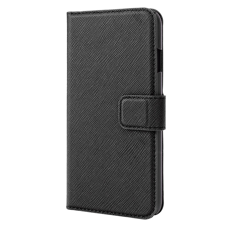Xqisit - Wallet Case Viskan iPhone 6 / 6S Black 02