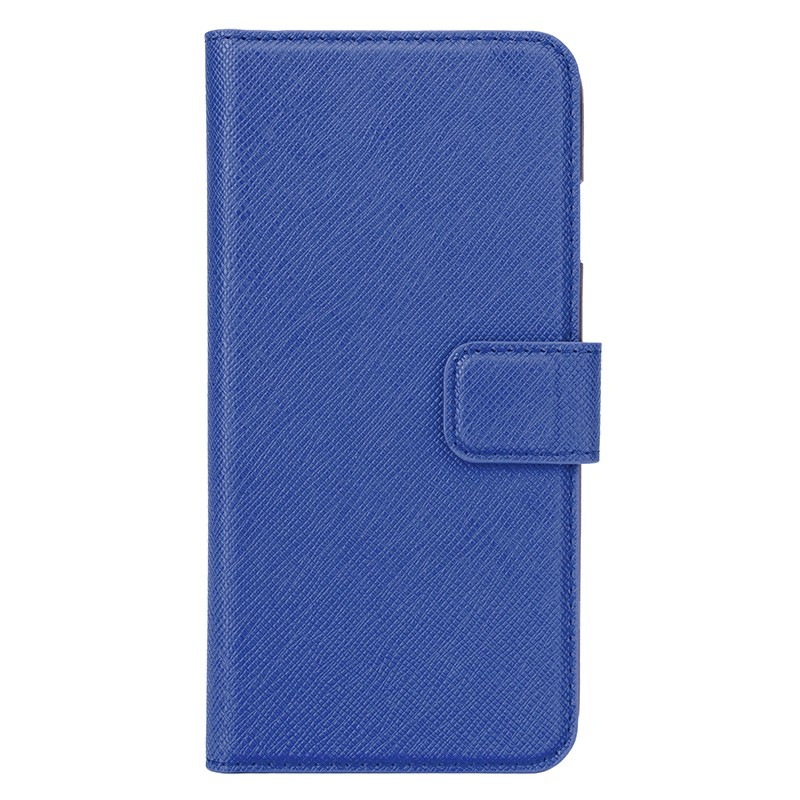 Xqisit - Wallet Case Viskan iPhone 6 / 6S Blue 02