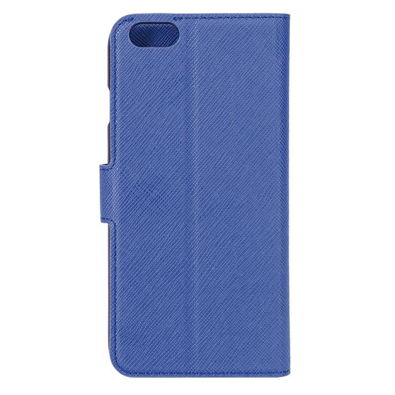 Xqisit - Wallet Case Viskan iPhone 6 / 6S Blue 04