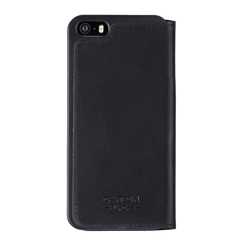 Bugatti - Book Cover Oslo iPhone SE/5S/5 Black 02