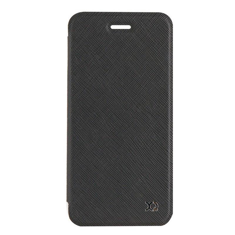 Xqisit Flap Cover Adour iPhone 7 hoes zwart 04