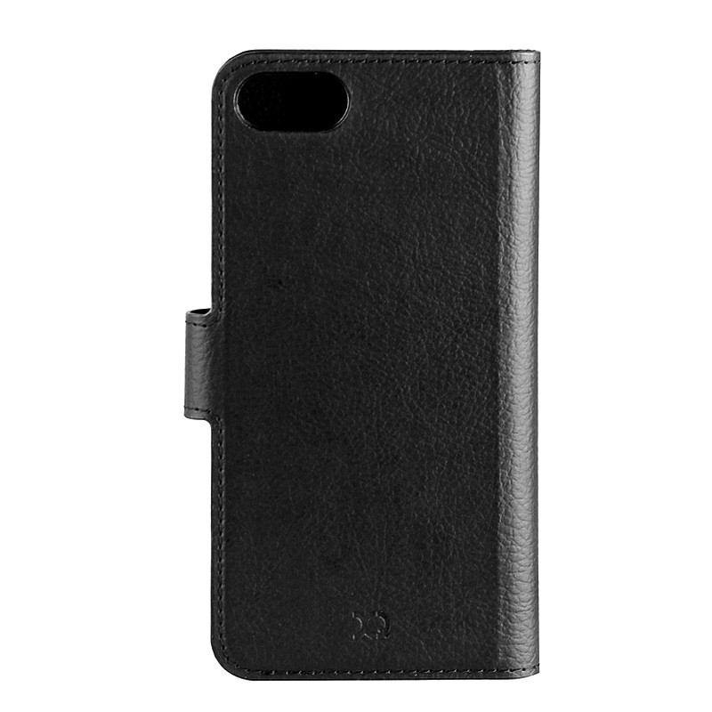 Xqisit Slim Wallet iPhone 7 Plus hoes zwart 04