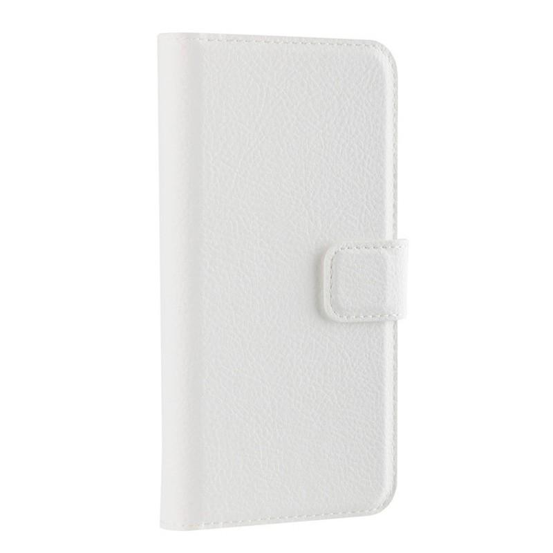 Xqisit Slim Wallet iPhone 7 hoes wit 01