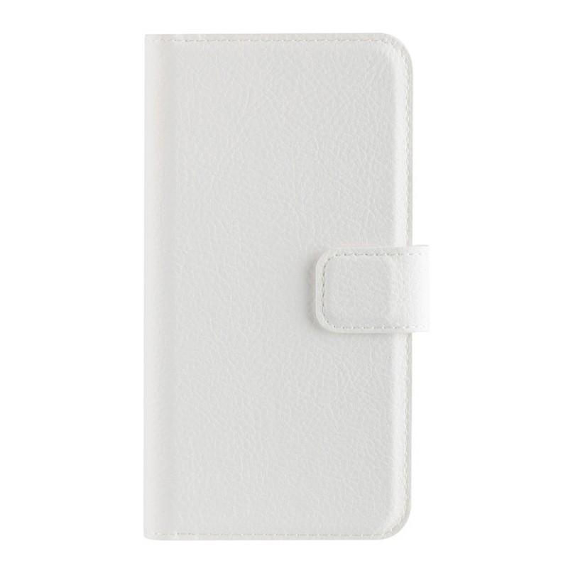 Xqisit Slim Wallet iPhone 7 hoes wit 03