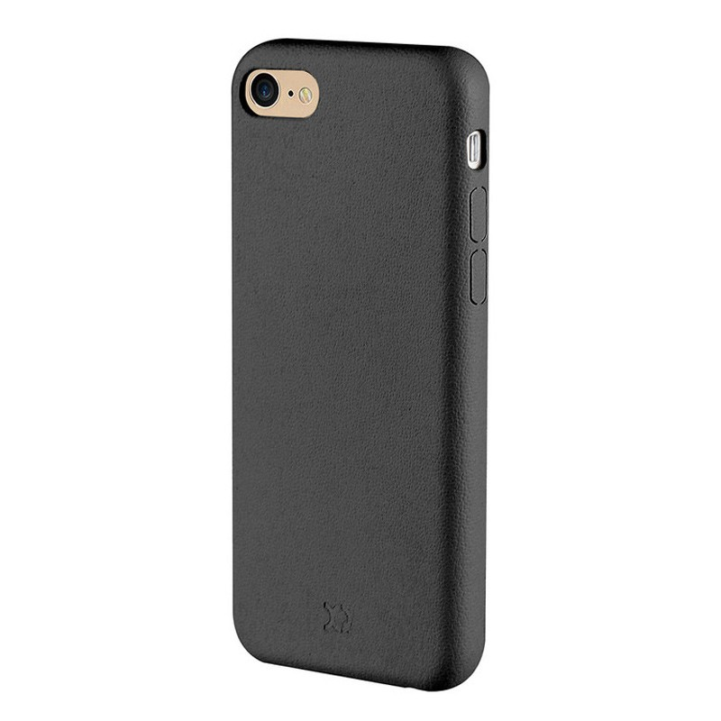 Xqisit iPlate Gimone iPhone 7 hoes zwart  01