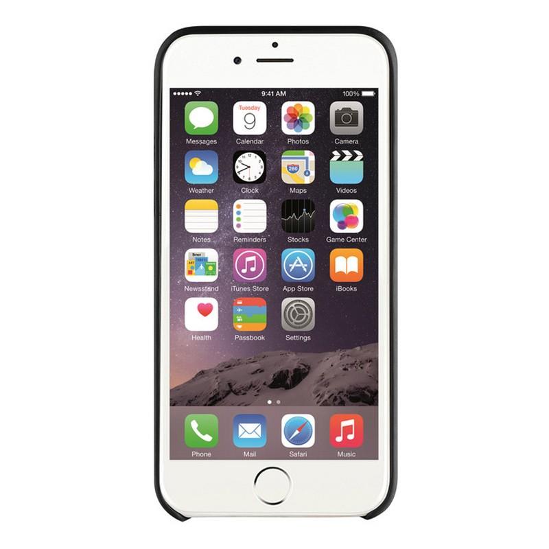 Xqisit iPlate Gimone iPhone 7 hoes zwart  03