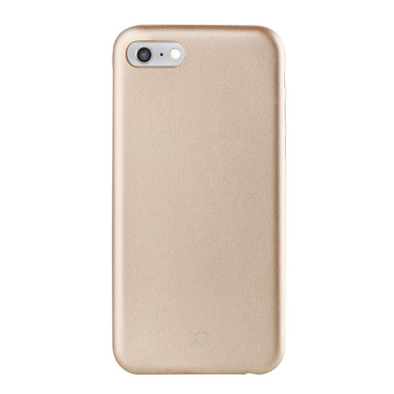 Xqisit iPlate Gimone iPhone 7 Plus hoes Gold 02