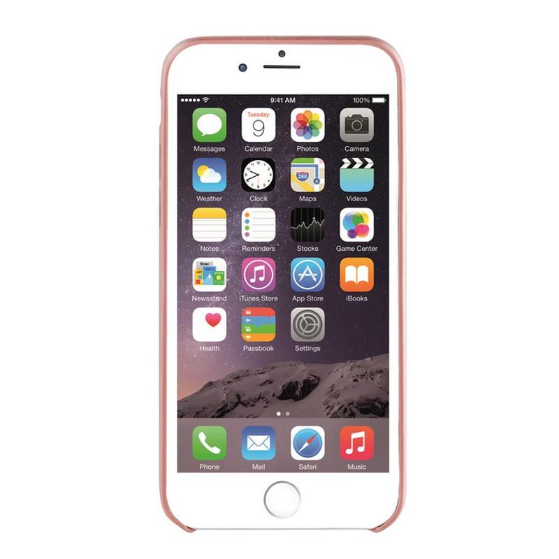 Xqisit iPlate Gimone iPhone 7 hoes RoseGold 03