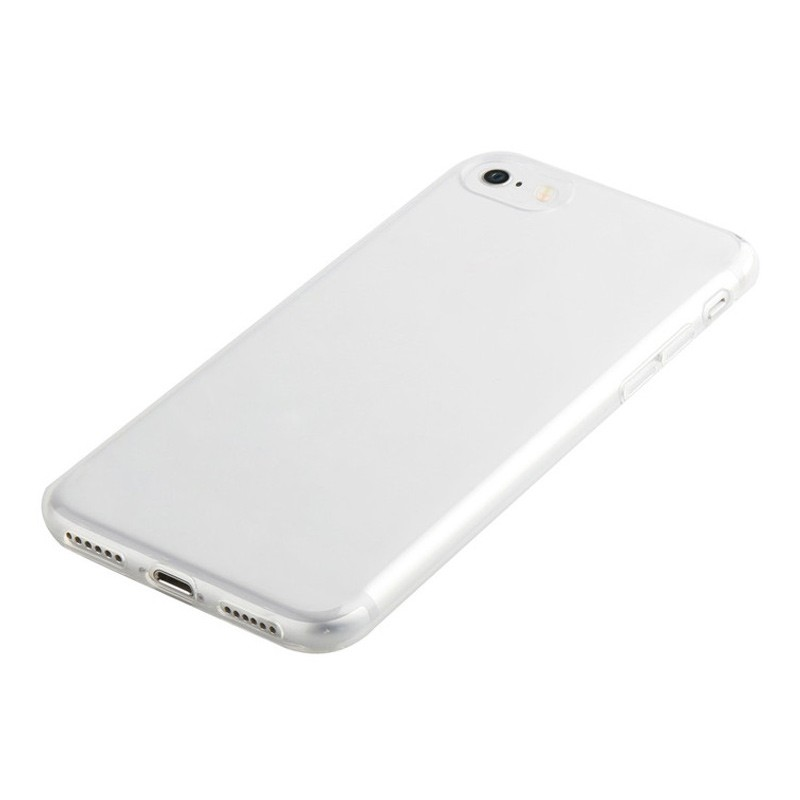 Xqisit Flex Case iPhone 7 Plus hoes Clear 01