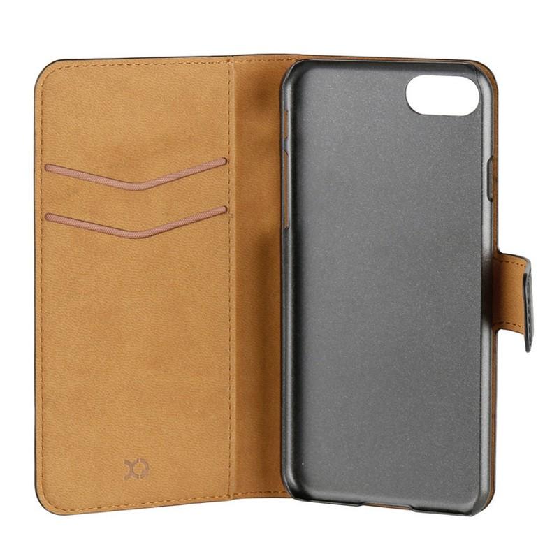 Xqisit Slim Wallet Selection iPhone 7 zwart 07