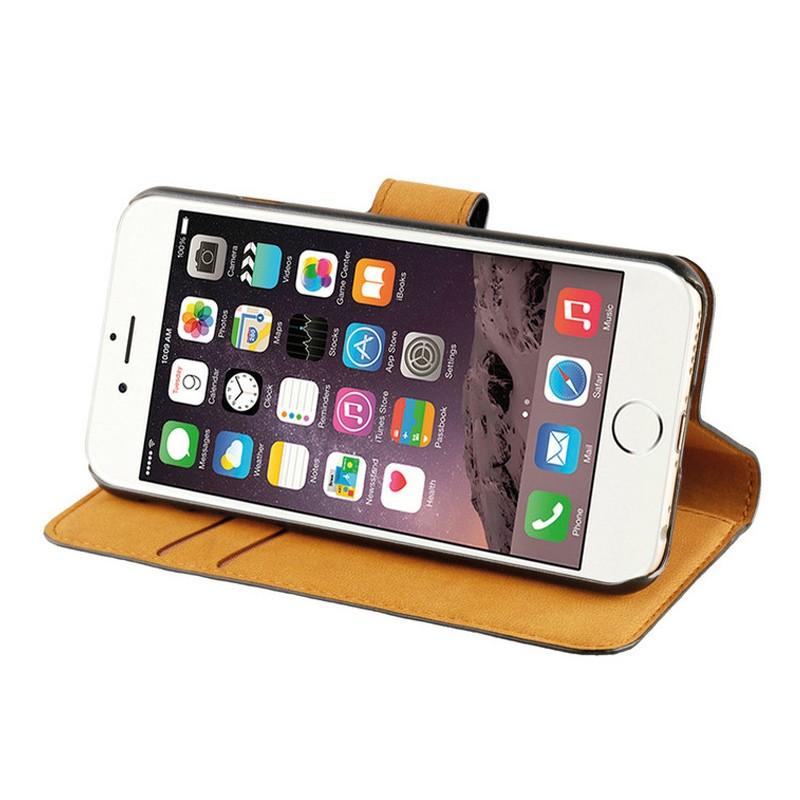 Xqisit Slim Wallet Selection iPhone 7 Plus zwart 02