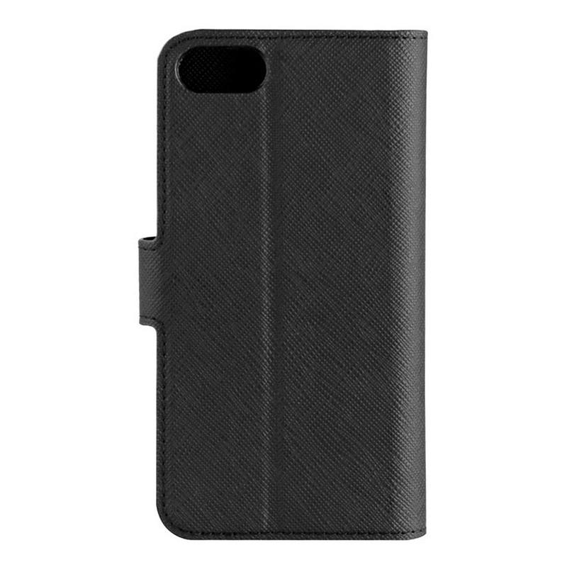 Xqisit Wallet Case Viskan iPhone 7 Plus zwart 04