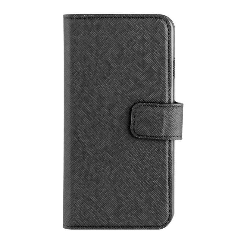 Xqisit Wallet Case Viskan iPhone 7 Plus zwart 03