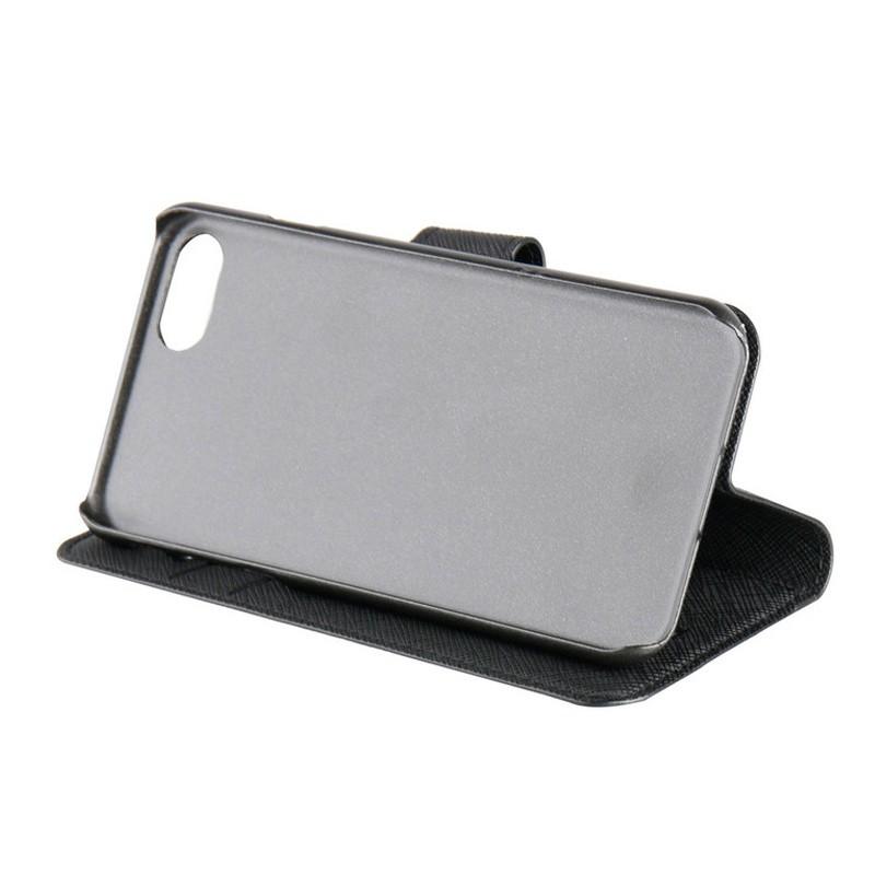 Xqisit Wallet Case Viskan iPhone 7 Plus zwart 06
