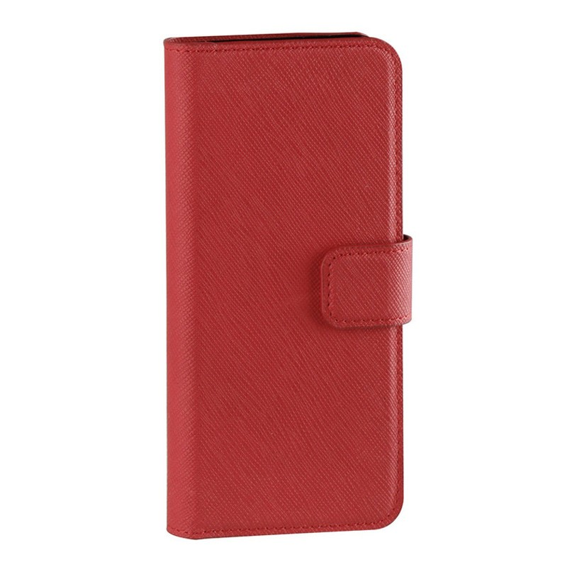 Xqisit Wallet Case Viskan iPhone 7 Plus rood 01