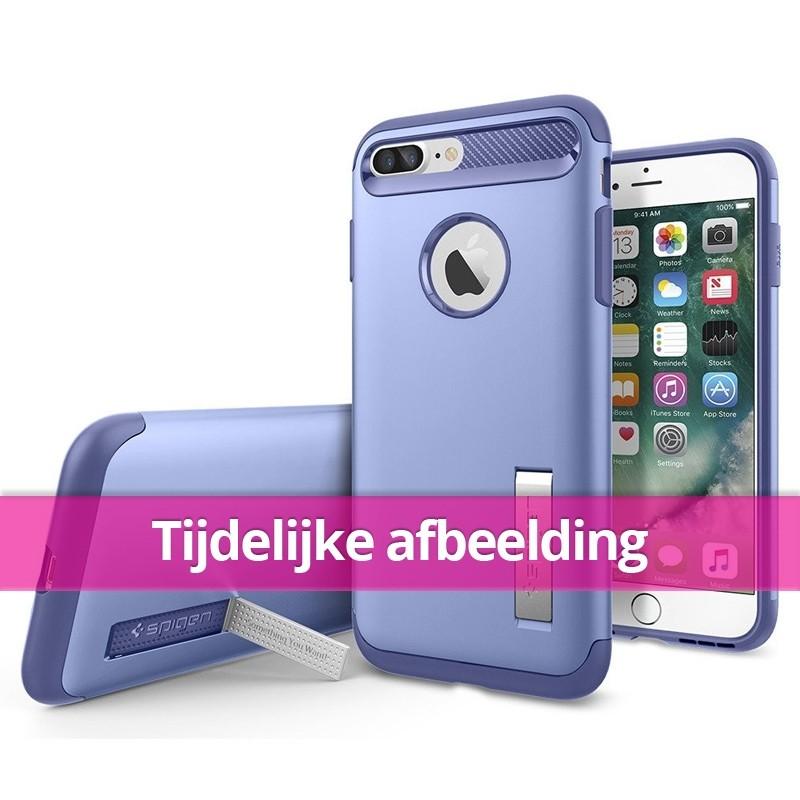 Spigen - Slim Armor iPhone 8 Hoesje Violet 0