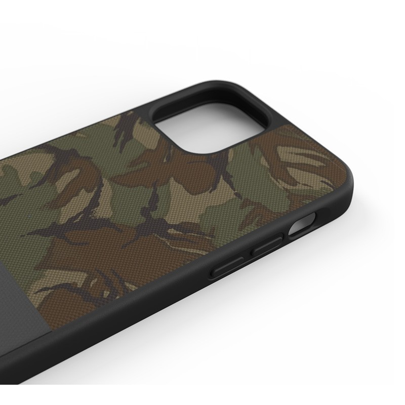 Superdry Moulded Case Canvas iPhone 12 / iPhone 12 Pro camo 07