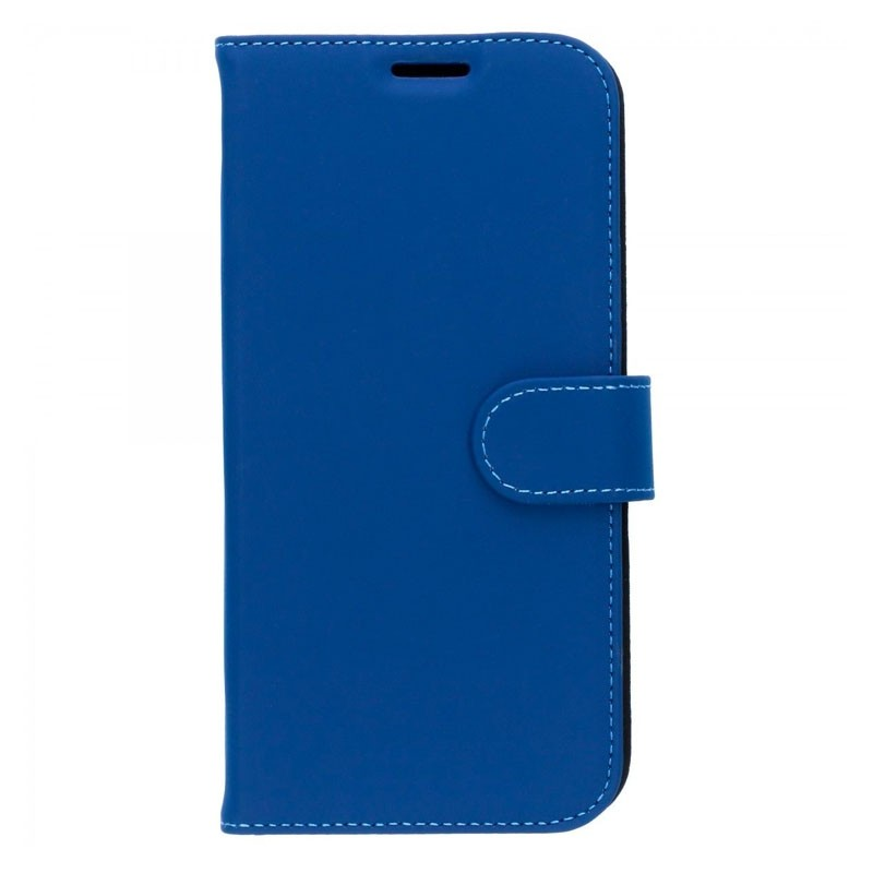 Accezz Booklet Wallet iPhone XS Max Blauw - 2