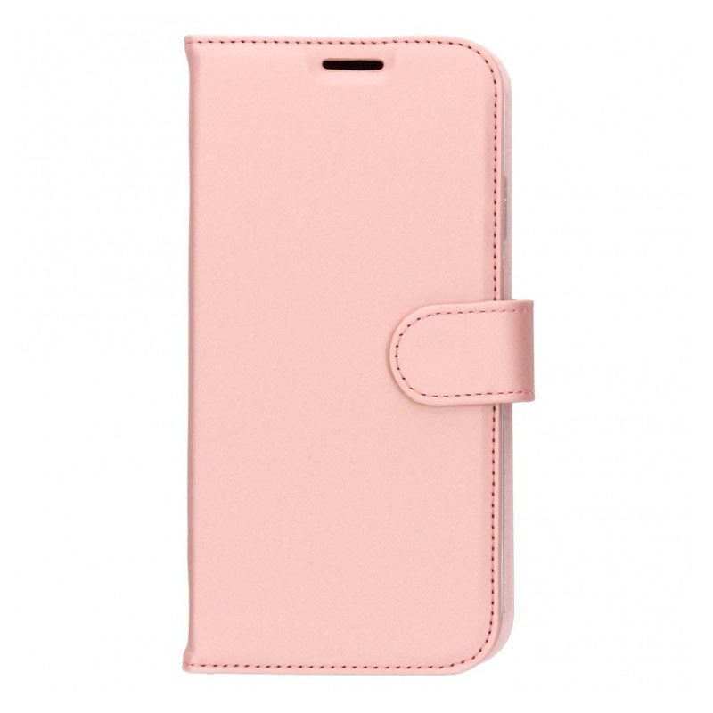 Accezz Booklet Wallet iPhone XS Max Roze - 2