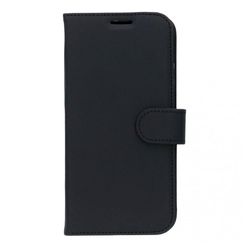 Accezz Booklet Wallet iPhone XS Max Zwart - 3