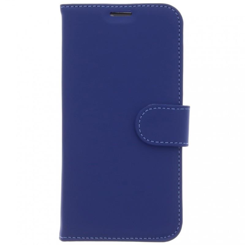 Accezz Booklet Wallet iPhone XR Hoesje Blauw - 2