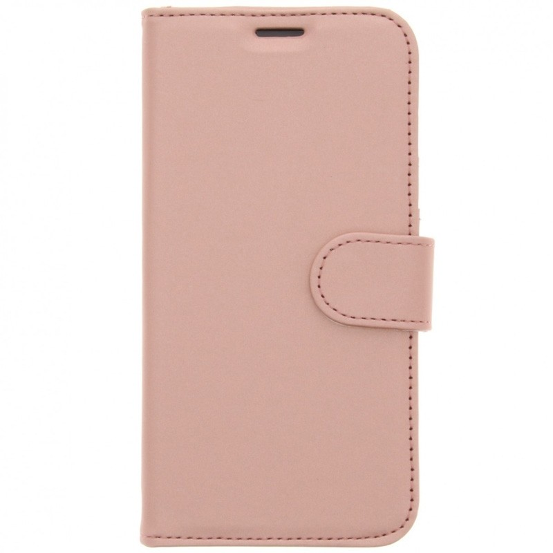 Accezz Booklet Wallet iPhone XR Hoesje Roze - 2