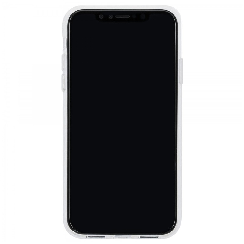 Accezz TPU Cover Clear iPhone XR Transparant - 2
