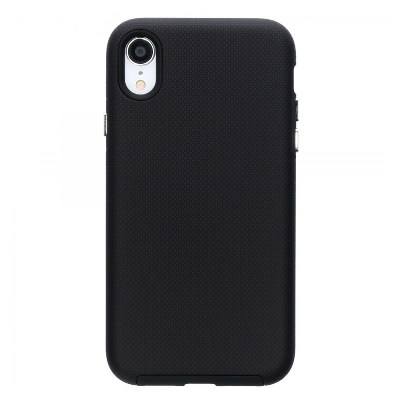 Accezz Cover Extreme iPhone XR Hoesje Zwart - 1